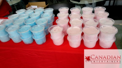 Pre Packaged Cotton Candy To Inquire About Booking This Service Click Here